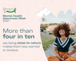 Nature supports mental health, but intrapersonal skills secure mental wellness
